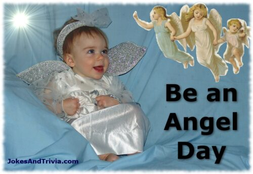 Be an Angel Day